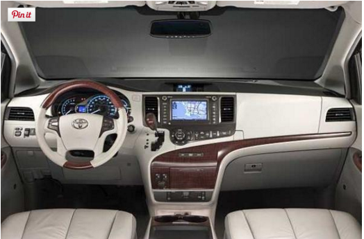 2018 Toyota Sienna Specsification Performance And Release Date