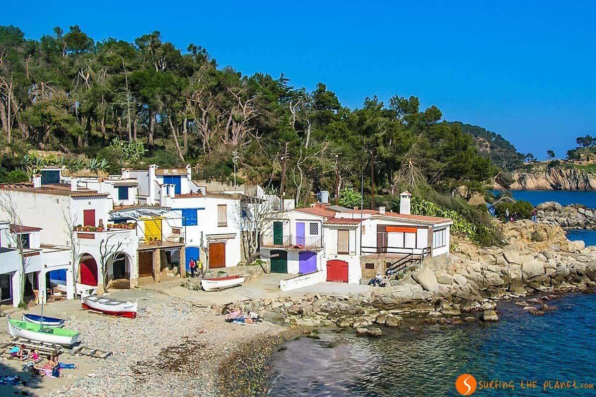 Las 25 Mejores Playas Y Calas De La Costa Brava Costa Brava España Calas Costa Brava Ruta Costa Brava