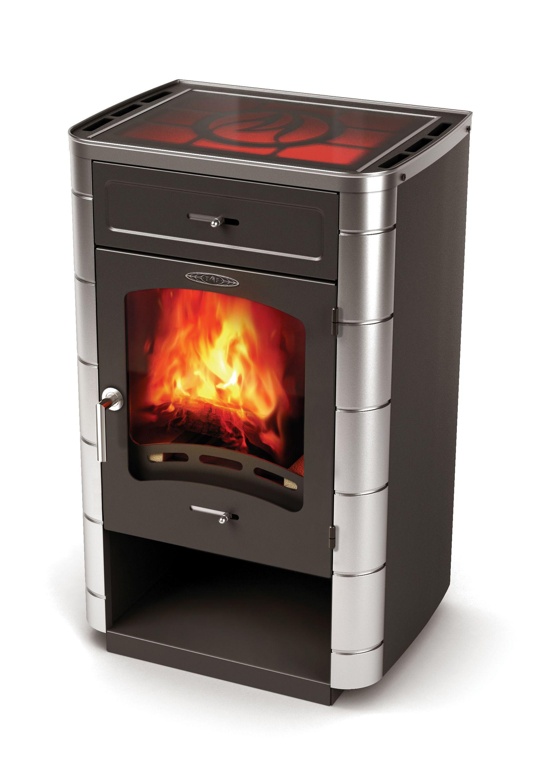 Yauza Heating and cooking stove fireplace stove
