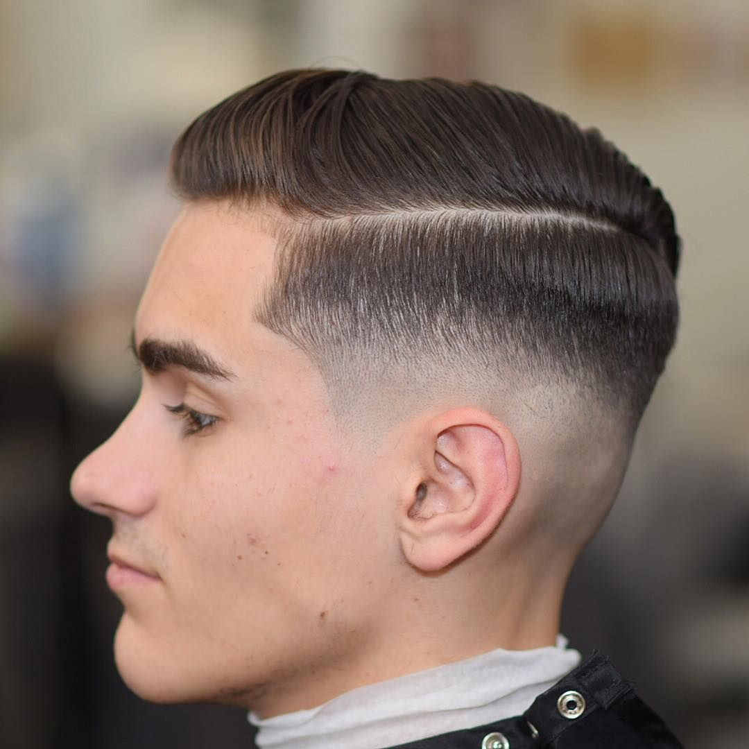 50 Best Medium Fade Haircuts Amp Up The Style In 2019 Mid