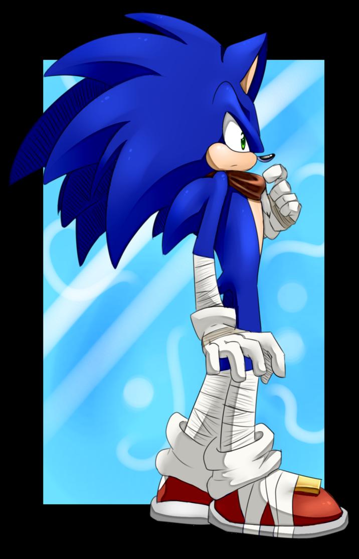 Birthday Gift Sonic Boom Sonic Sonic Boom Sonic Art