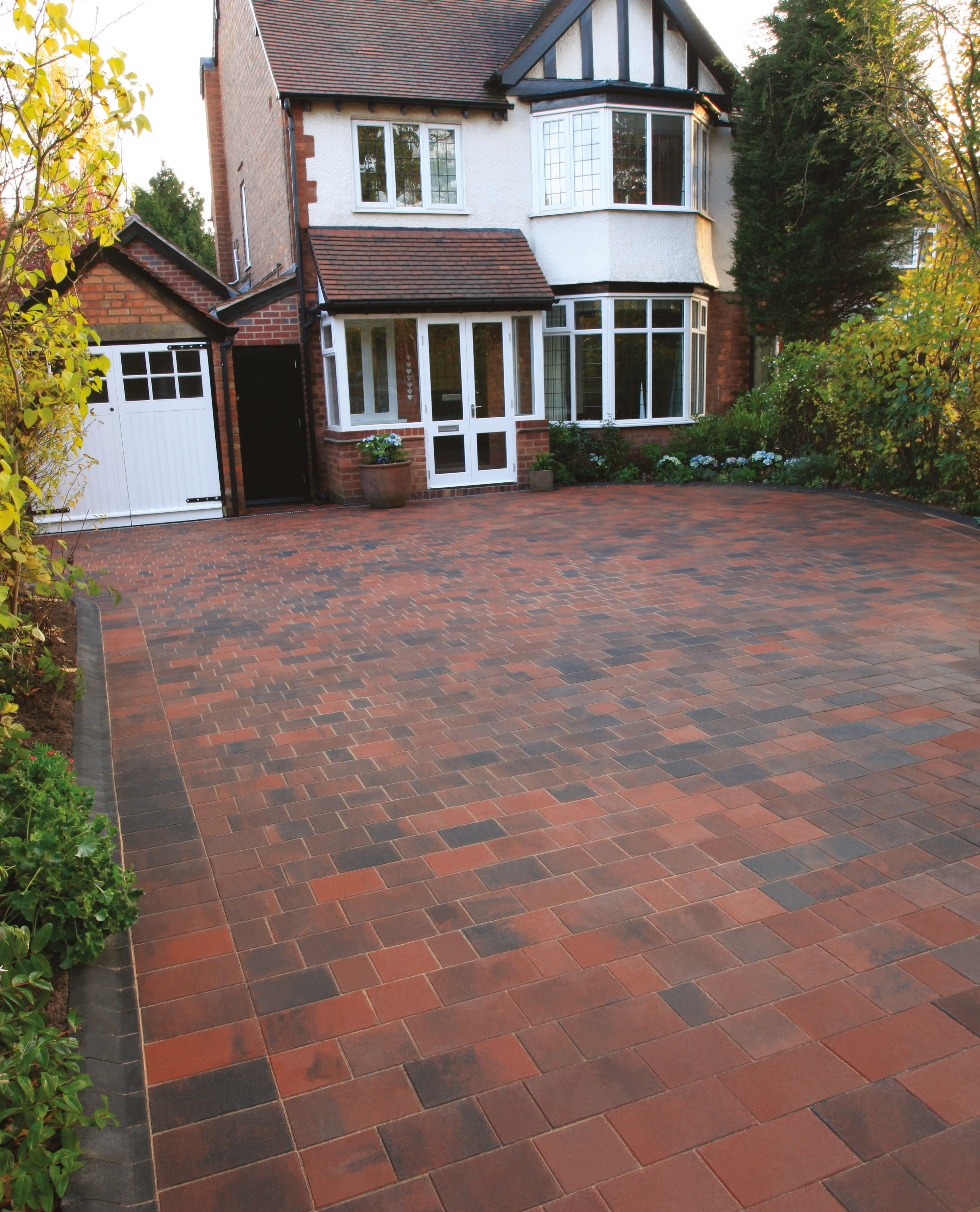 When It Comes To Giving Your Driveway A Modern And More