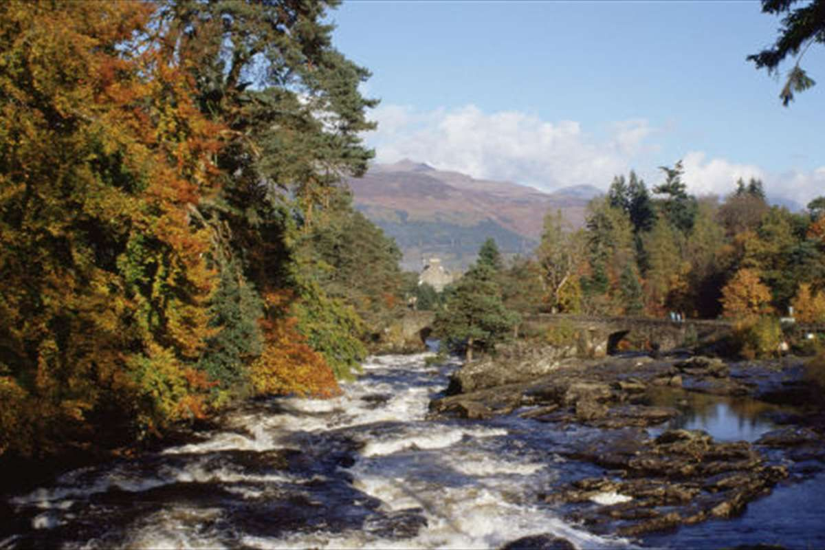 Killin Visitor Guide - Accommodation, Things To Do & More #lochlomond