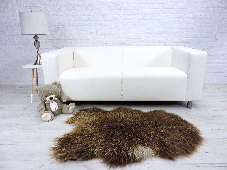 Sheepskin Rug Icelandic Sheepskin Shag Rug Curly Hair Scandinavian Decor Sofa Cover Fur Throw Area Rugs Genuine Le Sheepskin Rug Scandinavian Decor Chair Cover #sheepskin #rug #in #living #room