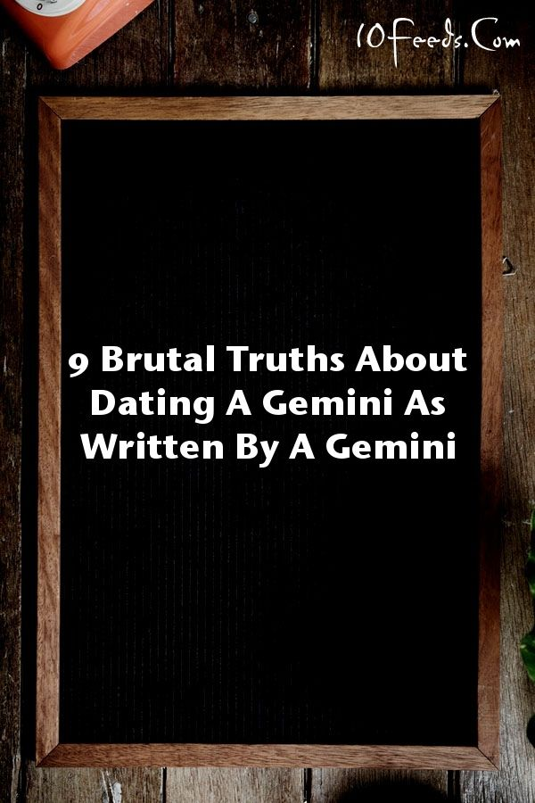 Brutal truth about dating a sagittarius