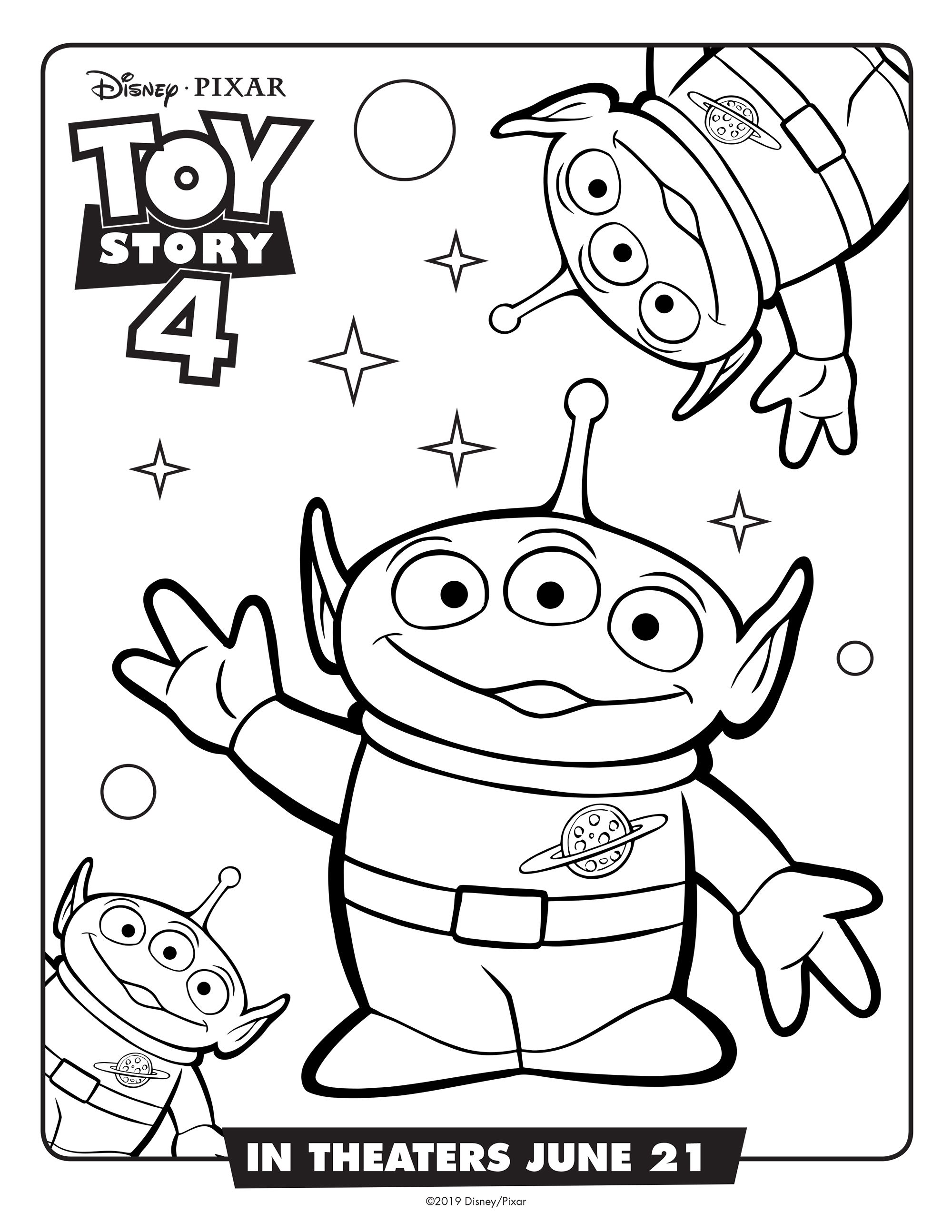 Toy Story 4 Posters Images Characters Do It Yourself Daddy Toy Story Coloring Pages Disney Coloring Pages Disney Coloring Sheets