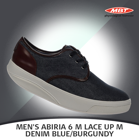 c86722add997 Rock the classic American look with MBT Men s Abiria 6 M Lace Up. Never be