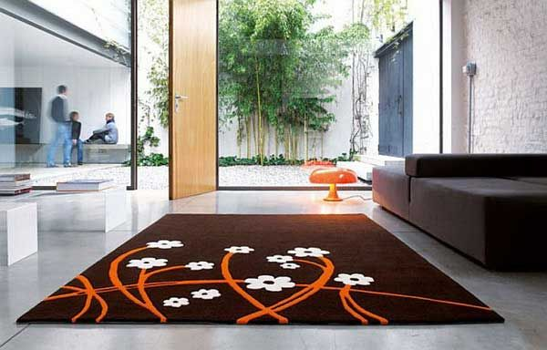 Beautifulrugforlargelivingroomdesign 600×384 Brilliant Carpet For Living Room Designs 2018