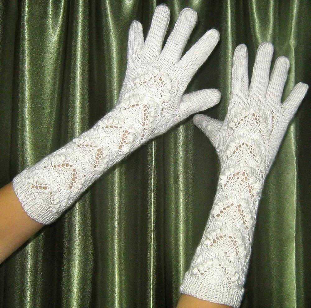 Как вязать перчатки спицами для начинающих (фото и видео ...
