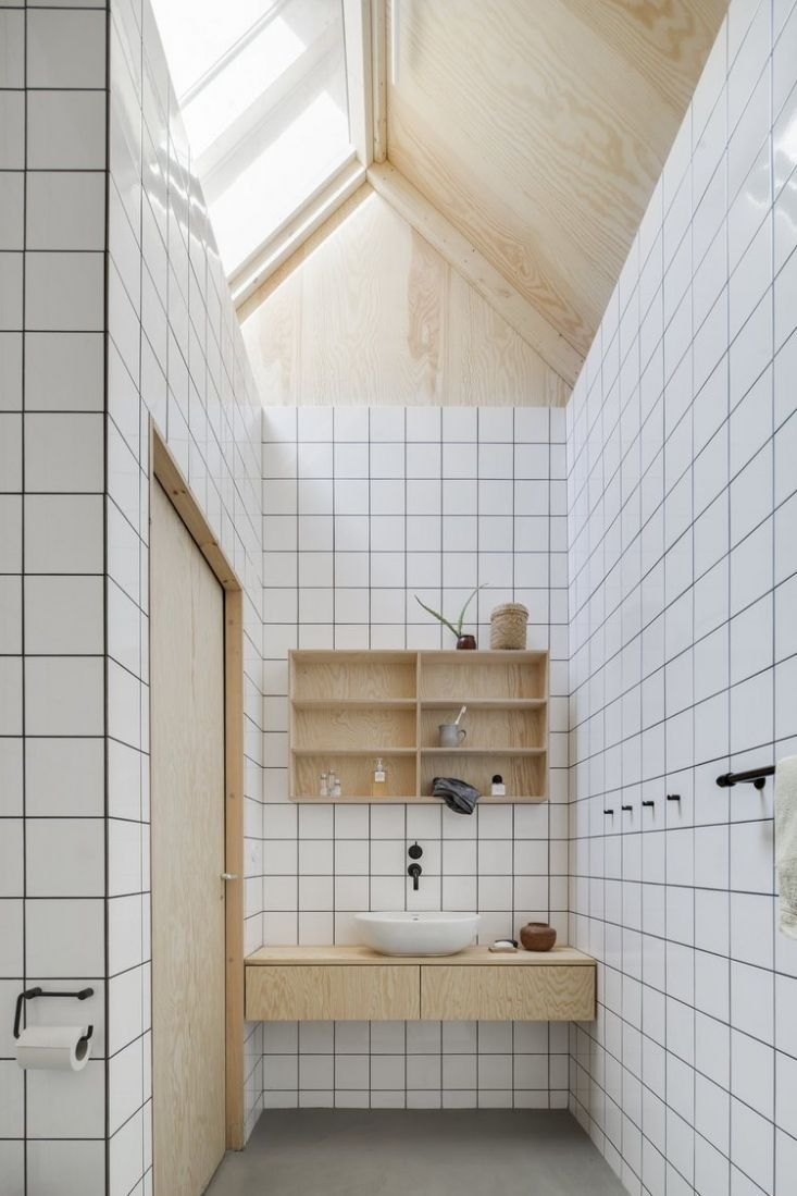10 Favorites: The Unexpected Appeal of Plywood | Plywood, Bathroom ...
