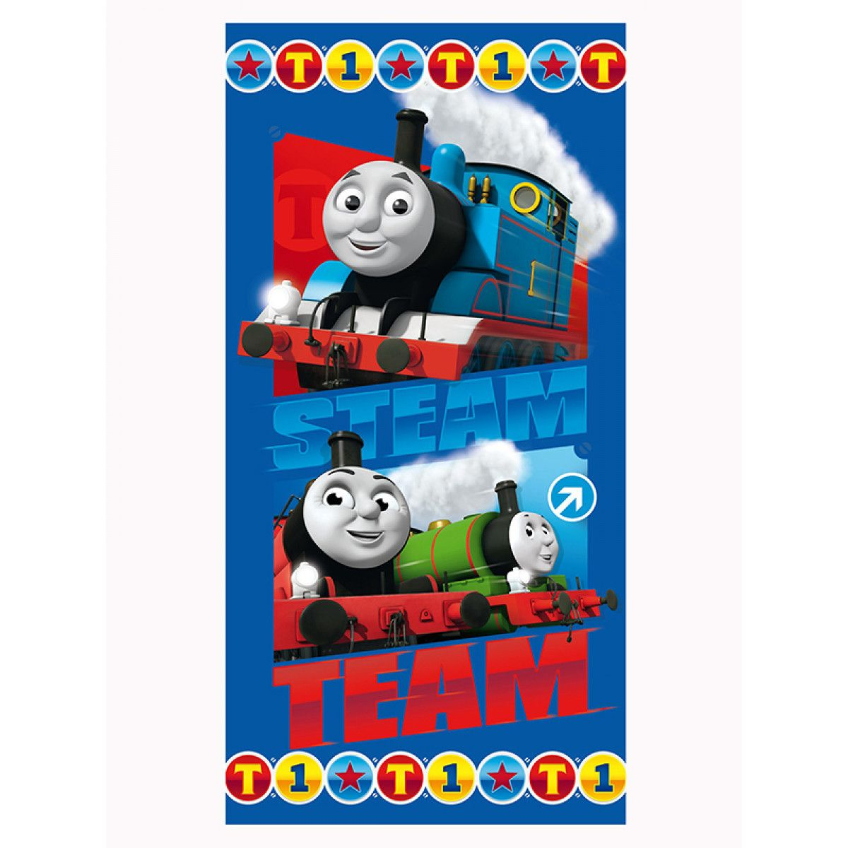 Thomas /& Friends Team Towel