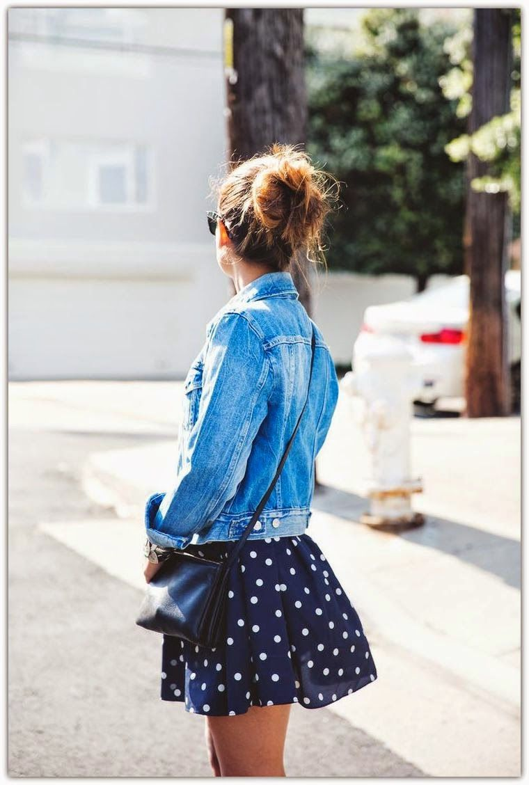 Fall in Love With… Polka Dots!