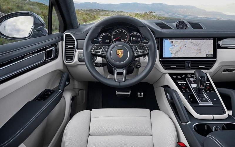 Porsche Cayenne Coupe 2020 Porsche Suv Porsche Cayenne Porsche Suv Interior