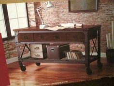 Whalen Industrial Metal And Wood Workbench   Costco UK     For The .