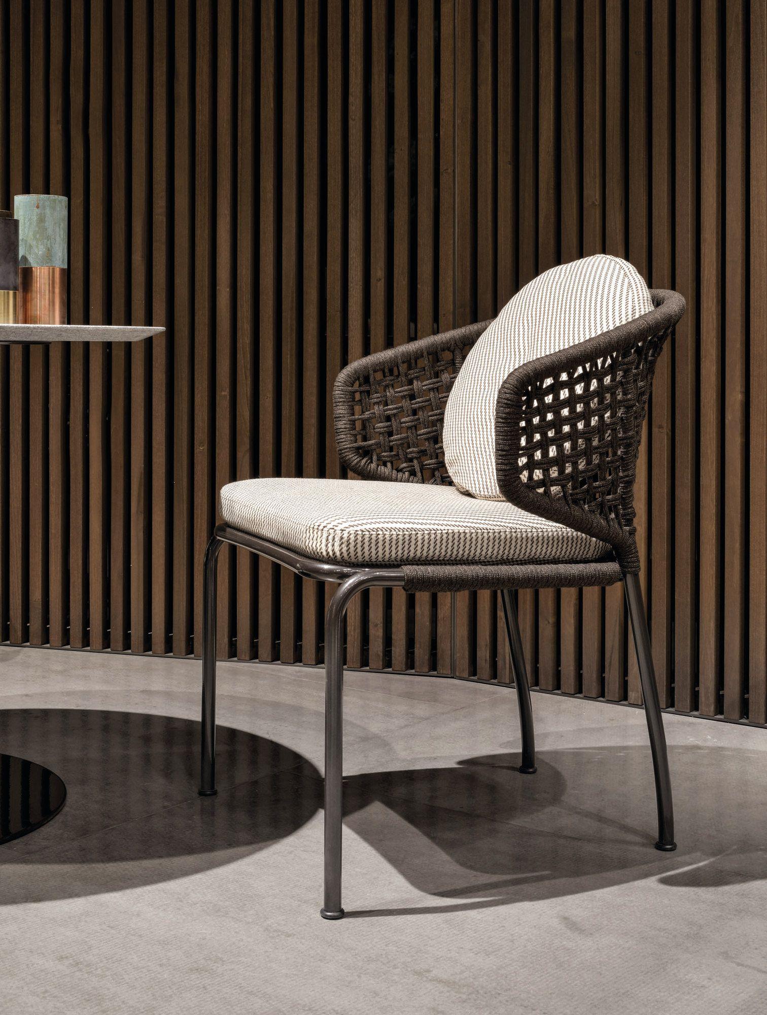Bitta modern patio furniture by rodolfo dordoni - Aston Cord Outdoor Chair By Minotti Design Rodolfo Dordoni