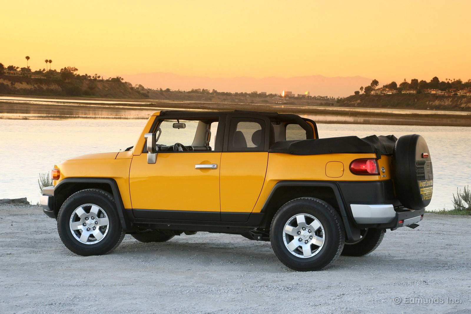 Used 2007 Toyota Fj Cruiser For Sale Near You Toyota Fj Cruiser Fj Cruiser 2007 Toyota Fj Cruiser