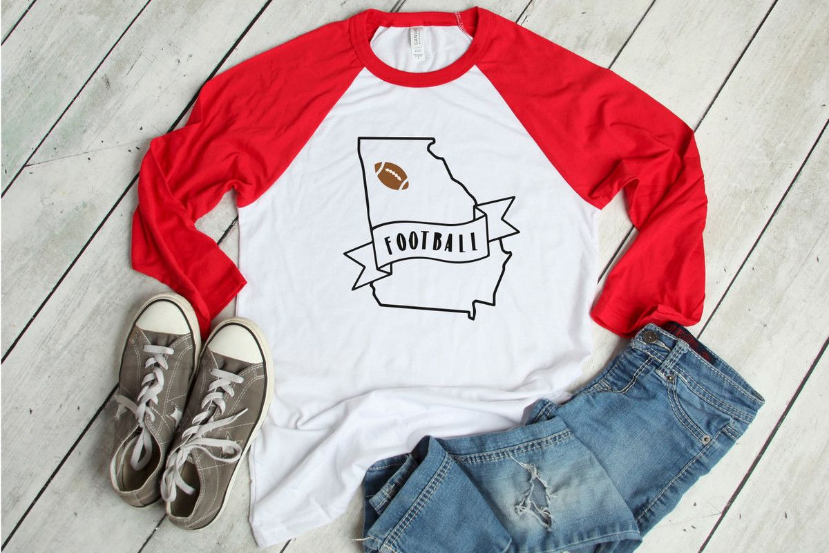 Cricut Design Space shirt, Football shirts