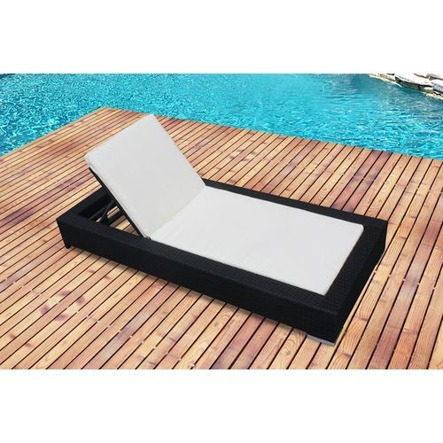 lounge transat matelas bain de soleil en r sine tress e 1 terrasse 5 styles pinterest. Black Bedroom Furniture Sets. Home Design Ideas