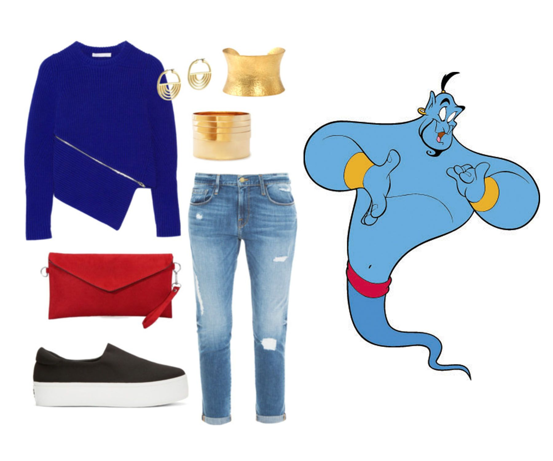 fb33397298f1 7 Signs You re Probably Dressing Like a Disney Character   Fashion   Disney  Style