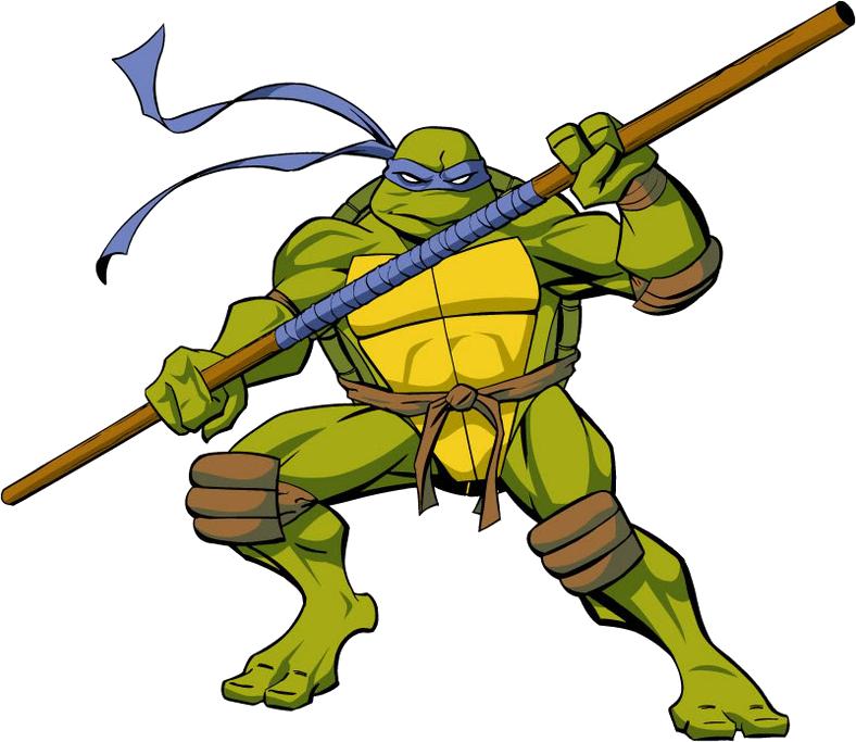 Ninja Tutle Donatello Png Image Donatello Ninja Turtle Ninja Turtles Teenage Ninja Turtles