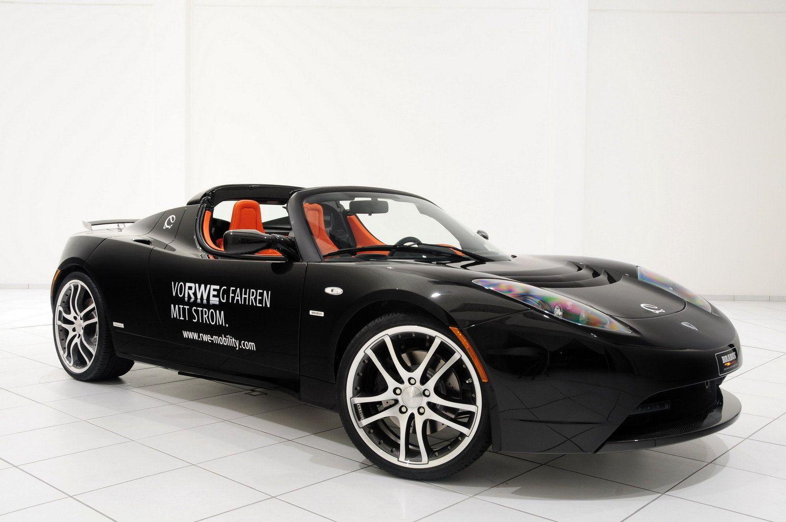 The Tesla Roadster an electric sportscar My buddy Jordan Adler