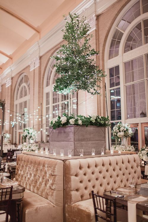 Wedding Reception At Union Station Dallas Venue