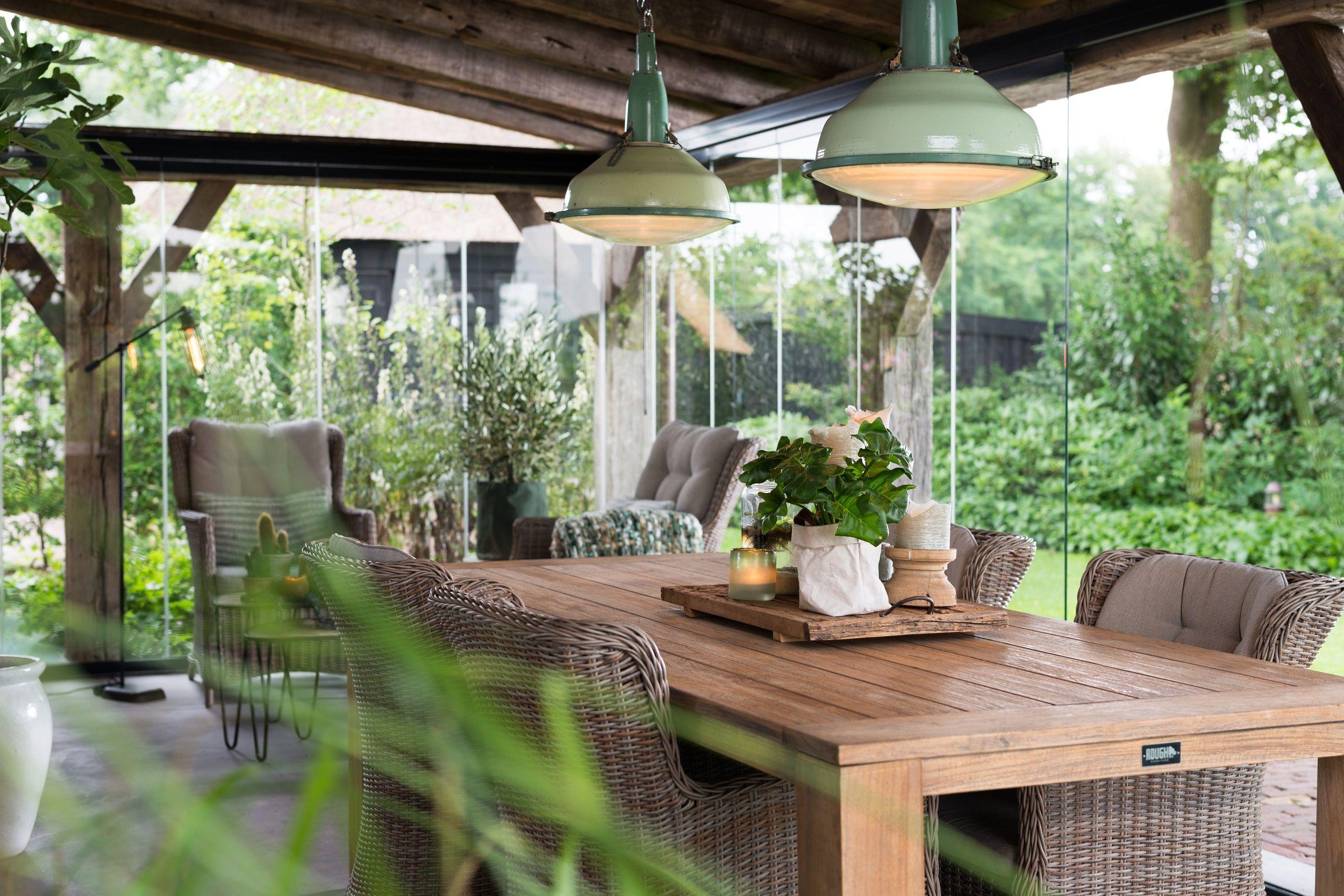 Terraskamer uddel verandas