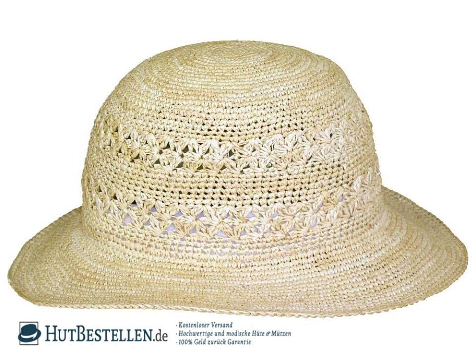 Mayser Birgit Strohhut aus Panama Stroh | Crochet | Pinterest | Crochet