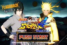 Kumpulan Naruto Senki MOD Unlimited Money Full Unlocked v2