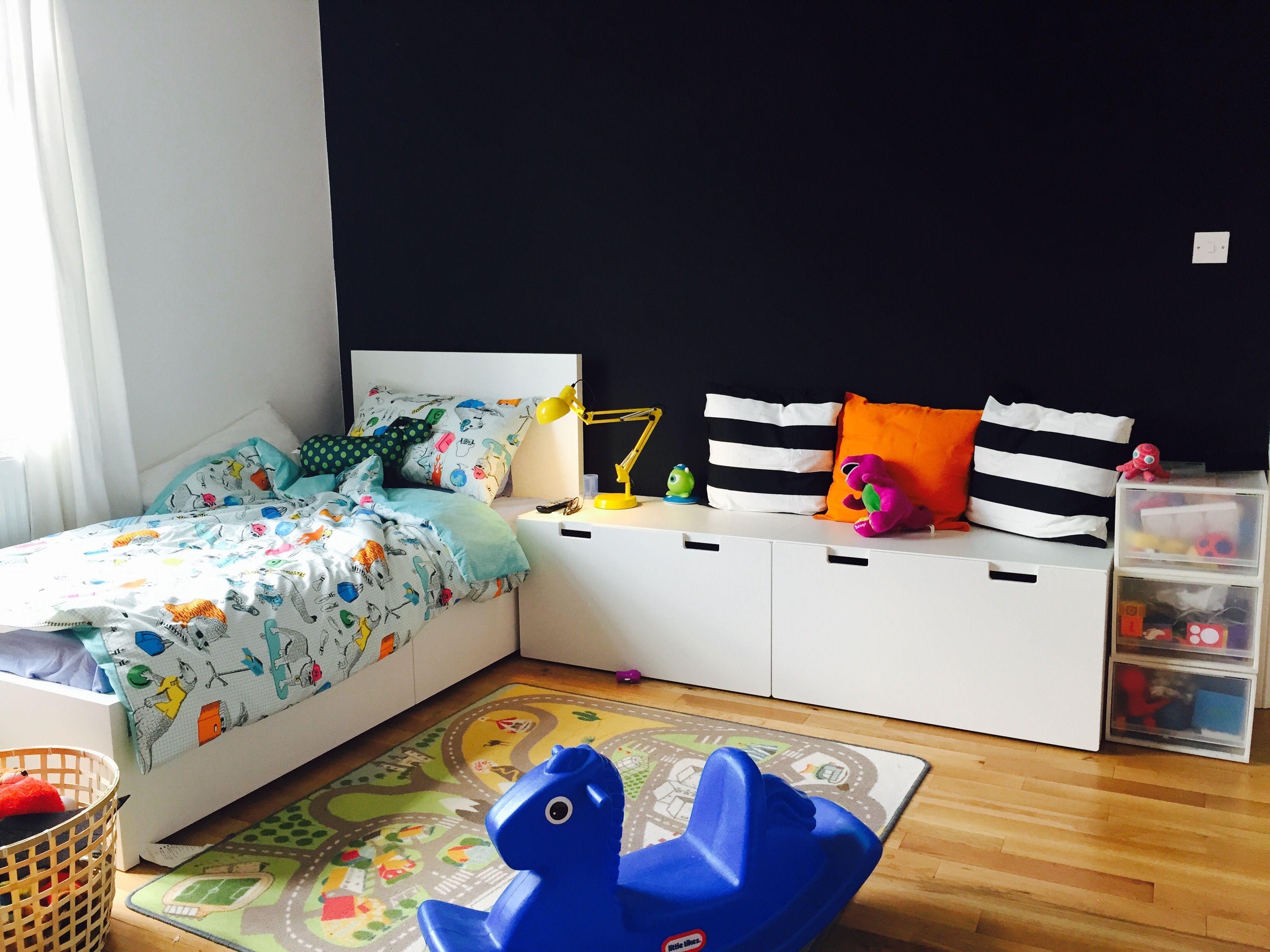 Ikea Kids Bedroom Storage