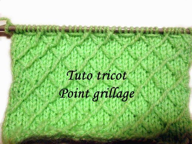 Super Apprendre à tricoter et crocheter , modèle de tricot et crochet  HD02