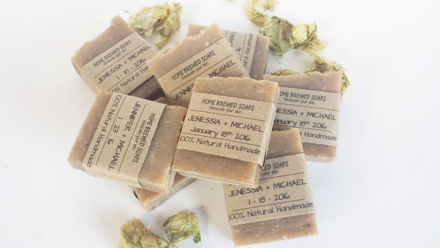 Not Sure What To Get For Wedding Favors Treat Your Guests Homemade Beer Soaps