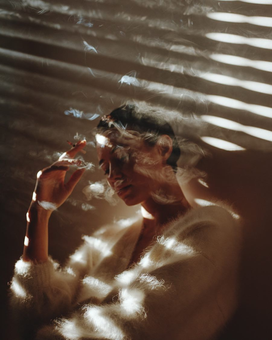 Photo of Ethereal And Atmospheric Female Portraits By Alessio Albi