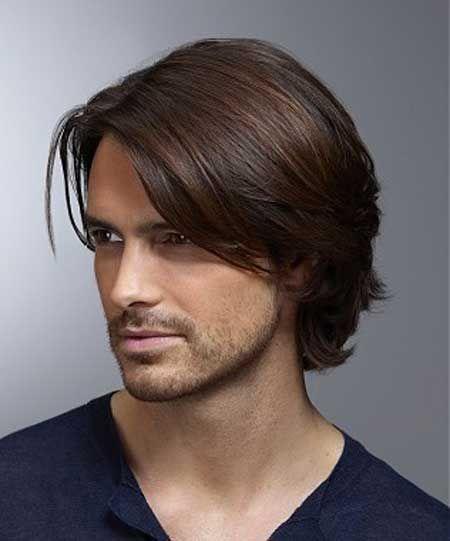 7 Best Mens Medium Length Hairstyles Mens Hairstyles 2013 Mens Medium Length Hairstyles Mens Hairstyles Medium Long Hair Styles Men