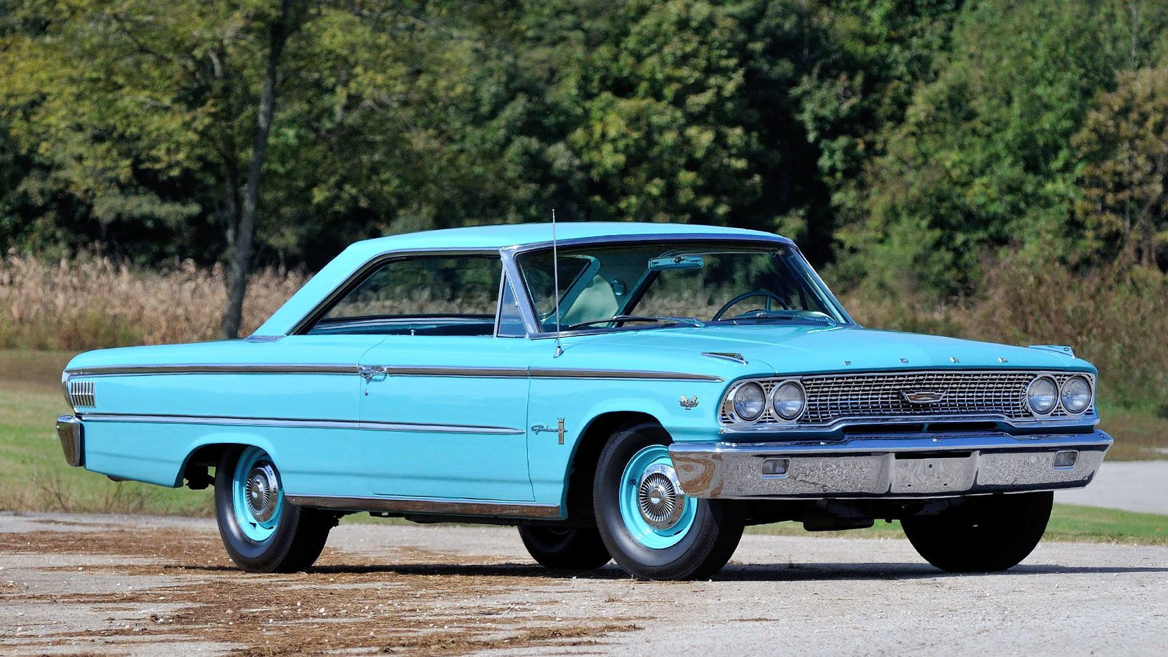 1963 Ford Galaxie 500 Presented As Lot S116 At Louisville Ky Ford Galaxie 500 Ford Galaxie Galaxie 500