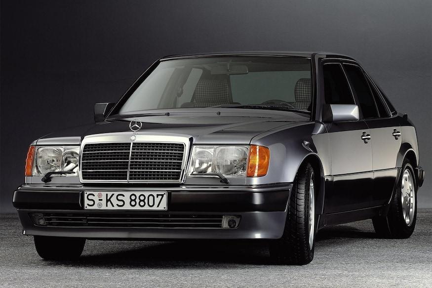 Photo of Classic Drive: 1992 Mercedes-Benz 500E – 車の世界 2020