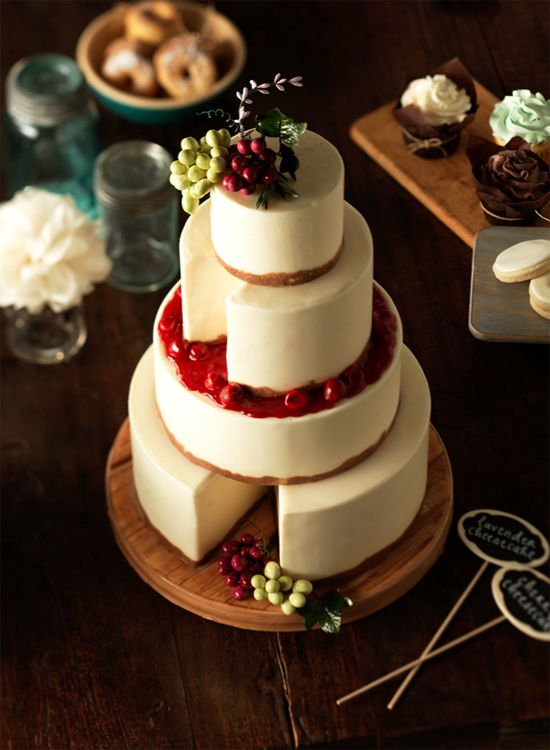 the cheesecake shop wedding cakes the 12 wedding trends for 2012 from the magazine 20844