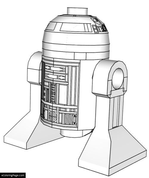 lego star wars r2d2 coloring page free coloring pages for kids