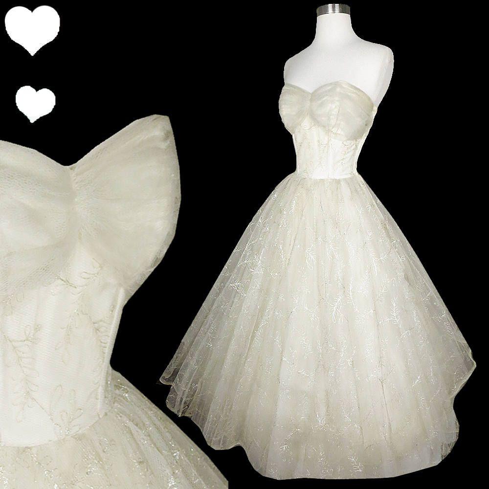 Vintage 20s Dress / 20s Wedding Dress / Rockabilly Wedding ...