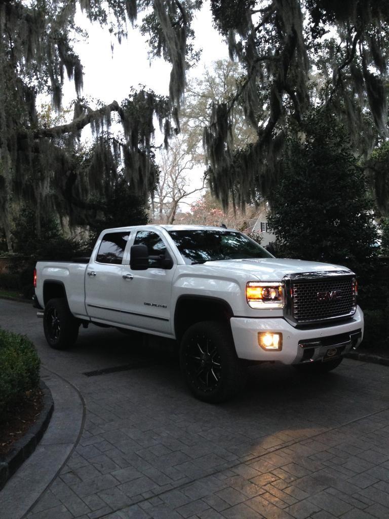 My Build Thread 2015 Denali Hd Chevy And Gmc Duramax Diesel