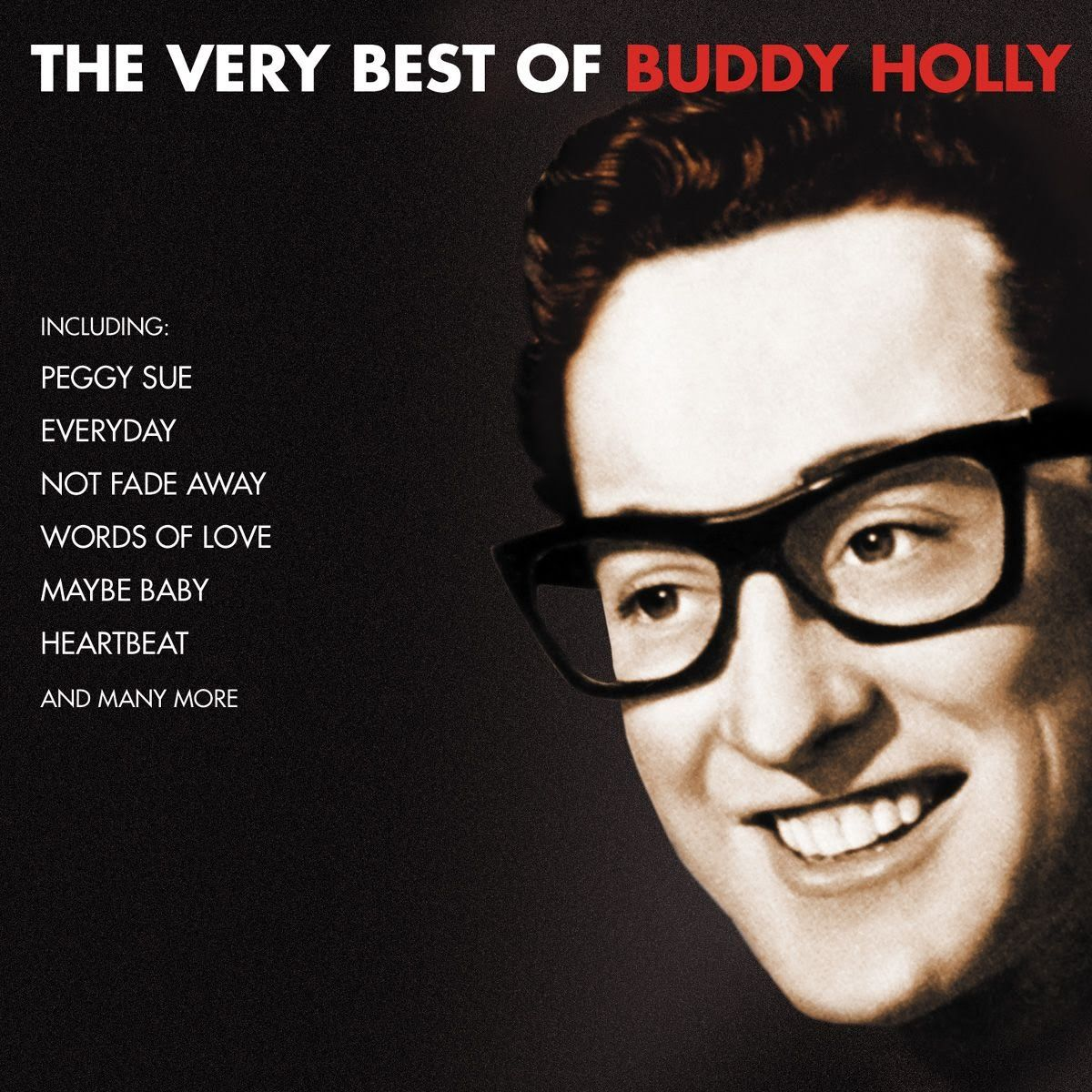 Buddy Holly - The Very Best Of (Not Now Music) [Full Album]