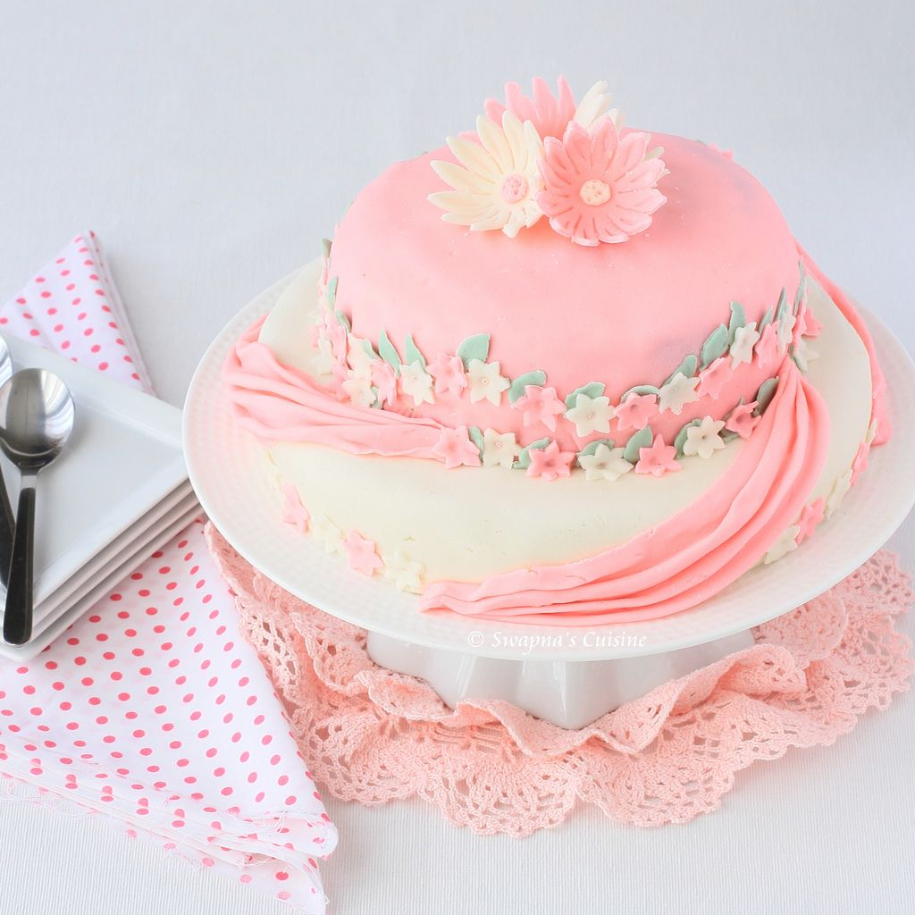 Marshmallow fondant recipe for cake decorating