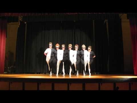 how to make optical illusion dance costume