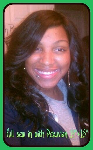 Full sew in weave no hair out beauty hair makeup and more full sew in weave no hair out pmusecretfo Images