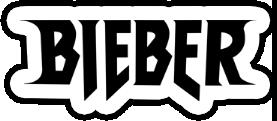 justin bieber logo sticker stickers pinterest