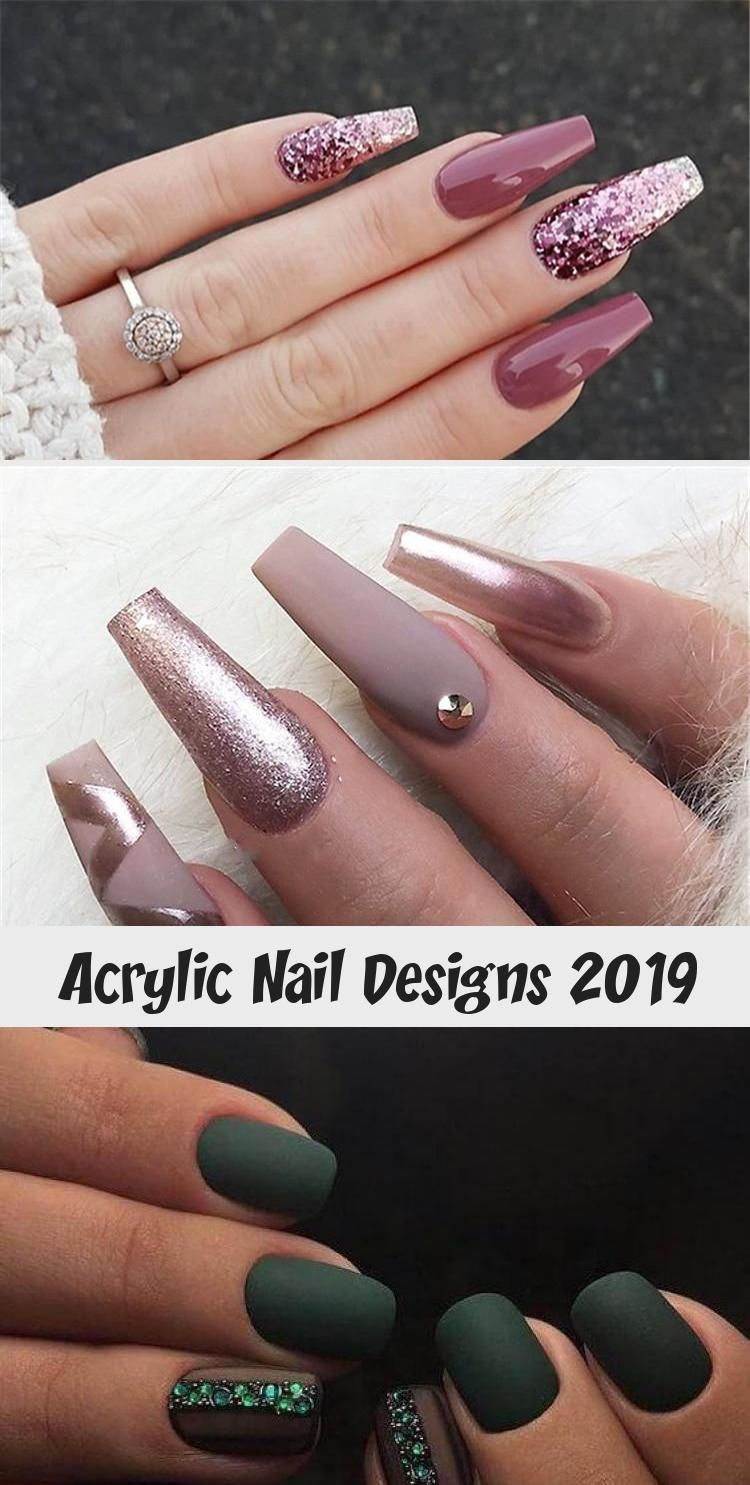13 Nail Acrylic Colors For Dark Skin In 2020 Nail Designs Acrylic Nail Designs Colors For Dark Skin