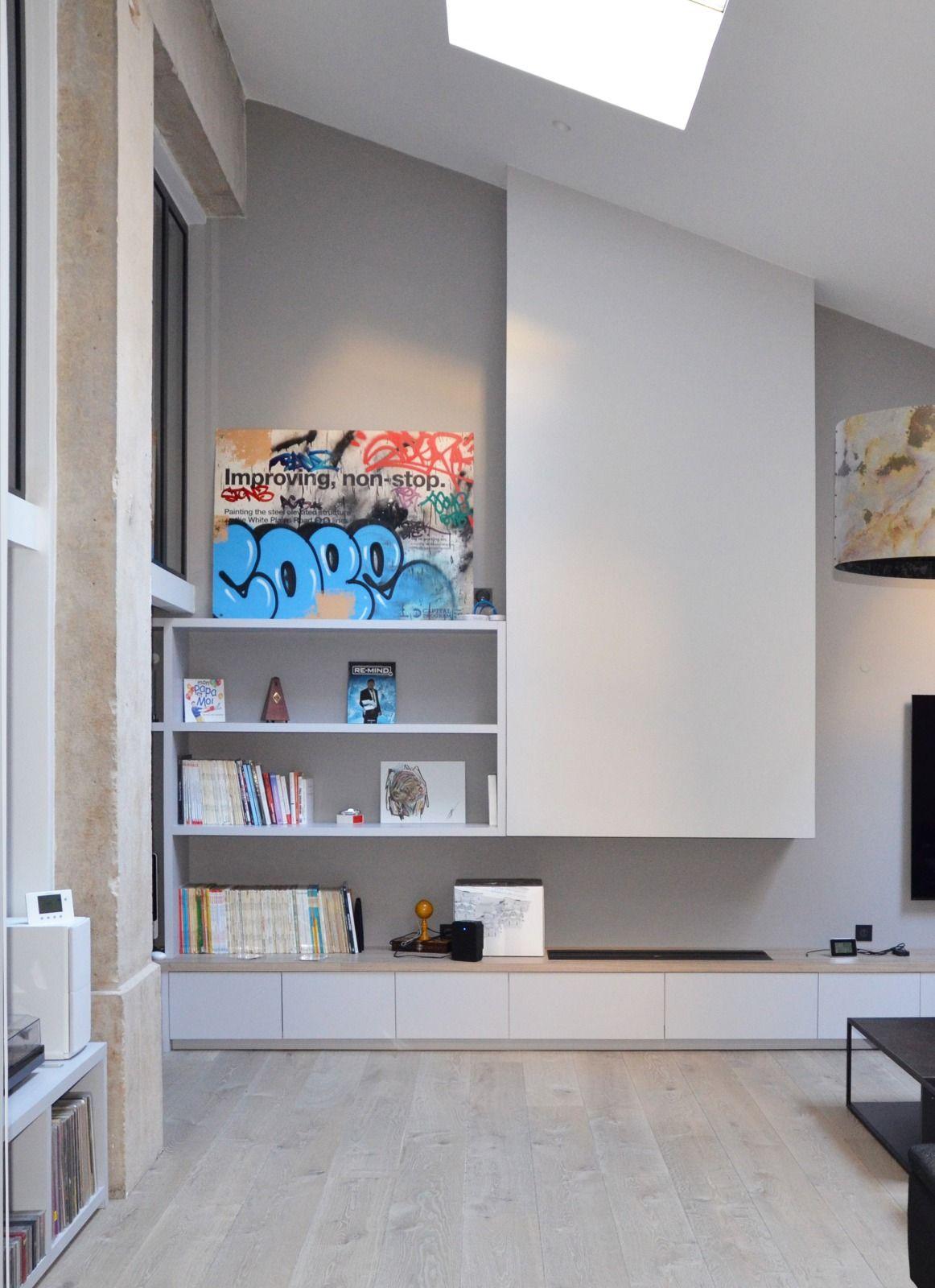 Un loft dans le 5ème arrondissement à Lyon en 2020 Grand