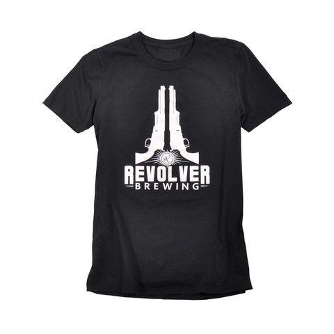 46721454115 Revolver Logo Short Sleeve Men's T-shirt in 2019 | Beer | Beer ...