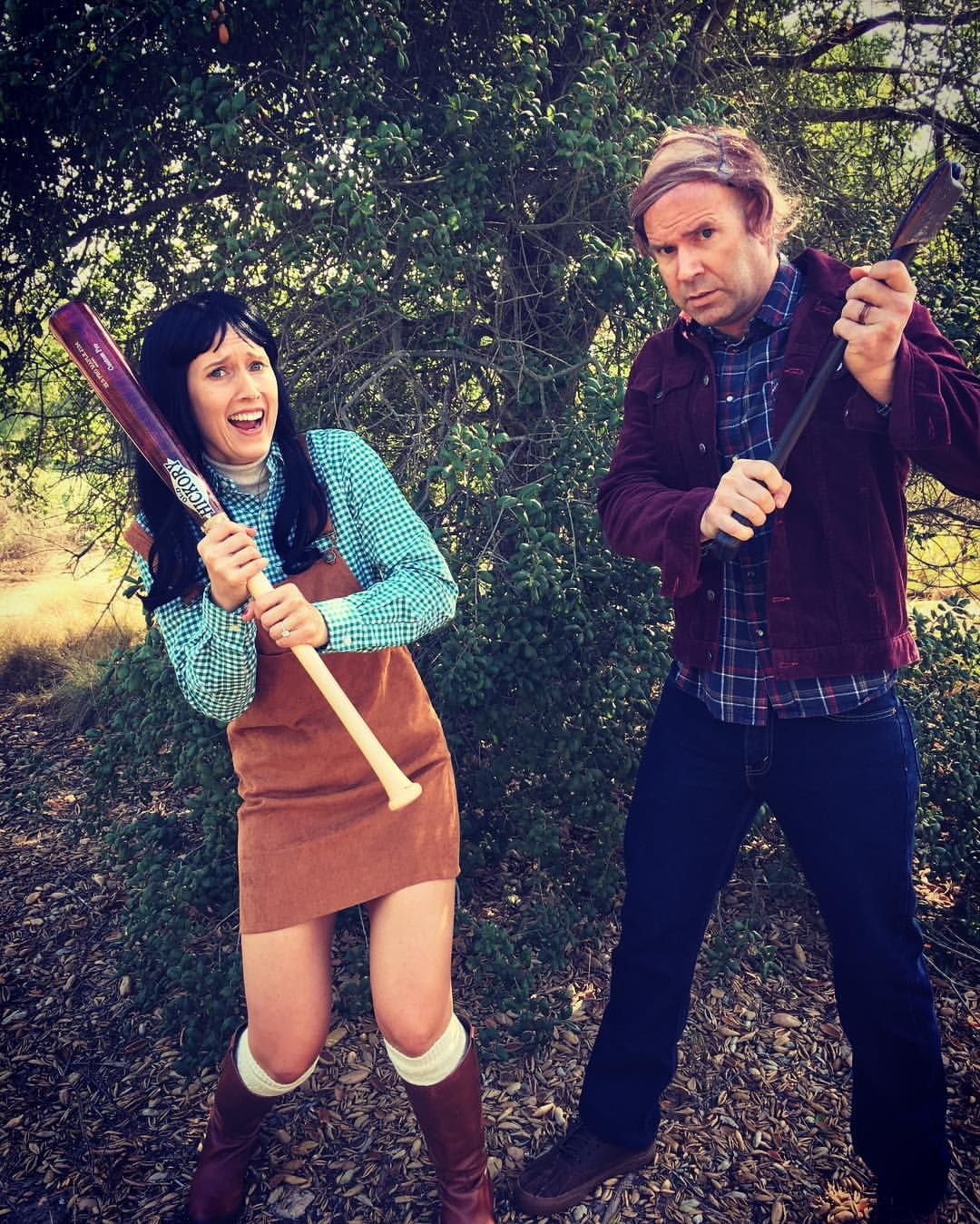 Torrance Family Jack And Wendy Torrance The Shining Halloween