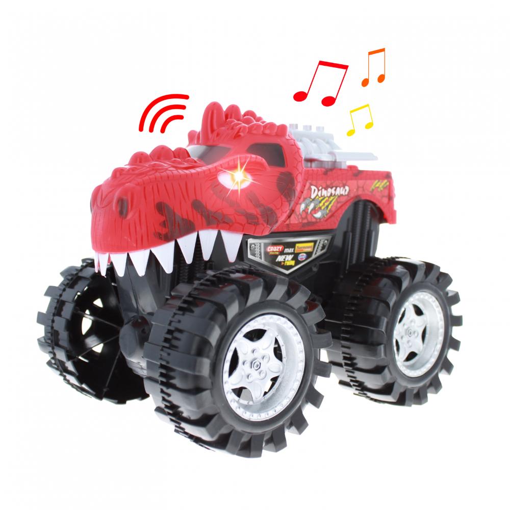 Kids Friction Power Monster Truck Dinosaur Color And Size Options Walmart Com Monster Truck Toys Monster Trucks Toy Trucks